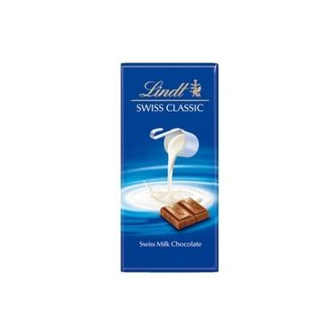 Chocolate Lindt Swiss Classic 100gr Milk