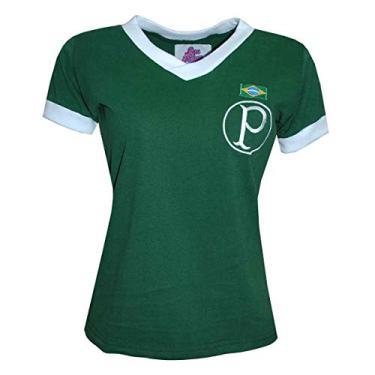 Camisa Liga Retrô Palmeiras 1951 Feminino