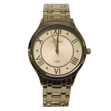 c684ef11965 Relógio Masculino Condor CODU2036LST D - Dourado