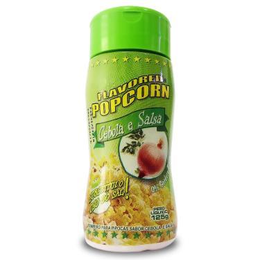 Tempero para Pipoca - Sabor Cebola e Salsa