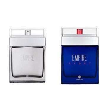 Imagem de Kit Perfume Empire Sport & New Empire Tradicional Hinode