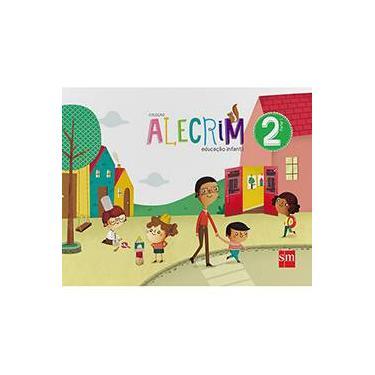 Alecrim - 4 Anos - 4ª Ed. 2017 - Edições Sm - 9788541818285