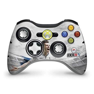 Skin Adesivo Para Xbox 360 Controle - Fifa 14