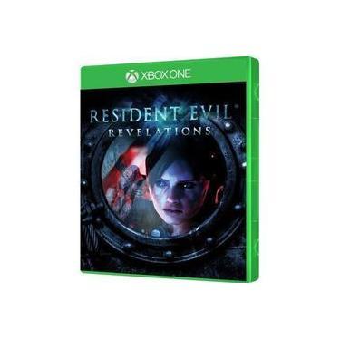 Xbone Resident Evil Revelation 1 Xbone
