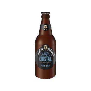 Cerveja Baden Baden Cristal Pilsen - 600ml