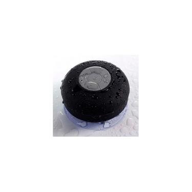 Mini Caixa Caixinha Som Portátil Bluetooth Resistente À Água Preto