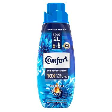 Amaciante Comfort Concentrado Original 500ml