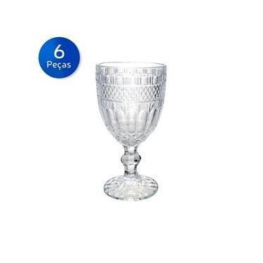 Conjunto 6 Taças de Vidro 220 ml Brand - Bon Gourmet