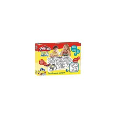 Imagem de Tapete Para Colorir - Play-Doh - Fun Toys