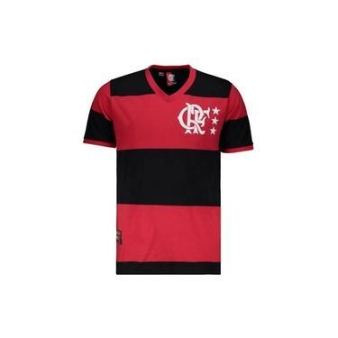 Camisa Flamengo Libertadores 81