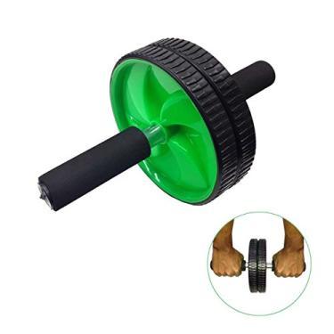 Roda Abdominal Para Exercicio De Abdomem Fisico Academia Verde (BSL-RU-1)