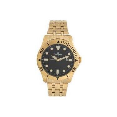 231e2b9f49c Relógio de Pulso Champion Metal Calendário Americanas