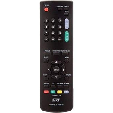 Controle Remoto MXT 1198 para TV LCD SHARP Aquos LC32R24B