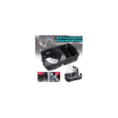 Imagem de Bandeja da caixa do organizador do apoio de braço do console central do carro para Benz W205 W213 X253 2014-2017