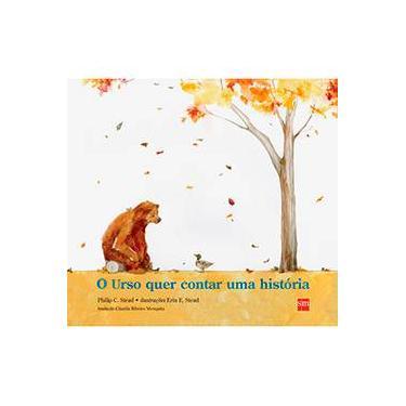 Urso Quer Contar Uma História - Col. Álbum - Philip C. Stead - 9788541804783