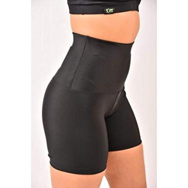 Shorts Modelador Cintura Alta Compressão Less Now