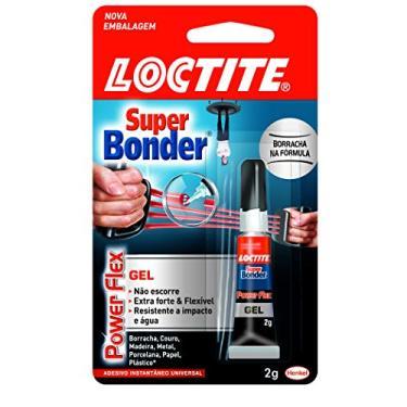 Loctite Super Bonder Power Flex Gel 2g unidade