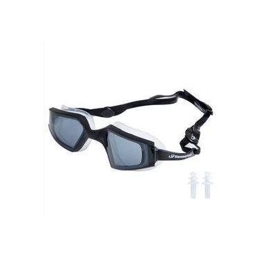 7b1052e82 Óculos De Natação Nanotech Preto Hammerhead