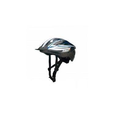 Capacete para Bicicleta   Ciclismo Branco  61b24de2c6bf1