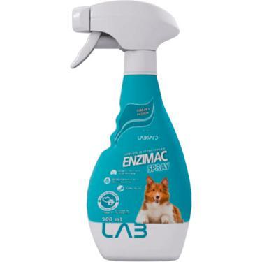 Eliminador de Odores e Manchas Labgard Enzimac Spray - 500 mL