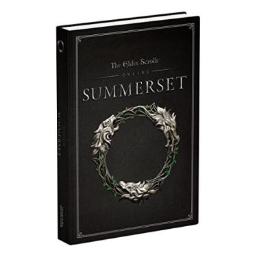 The Elder Scrolls Online Summerset - Official Collector's Edition Guide - Games, Prima - 9780744019605