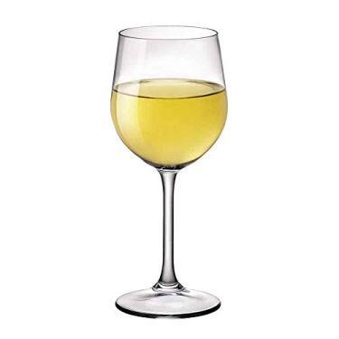 Taça De Vinho Chardonnay Riserva 6 Peças Cristalin Bormioli 340ml