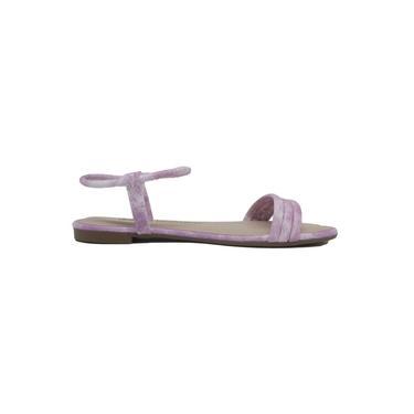 Sandália Feminina Dakota Z6231 Violeta