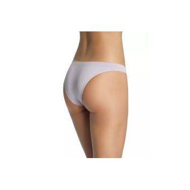 41e37a422 Calcinha moda intima lingerie feminina tanga sem costura microfibra Loba  Lupo 40500