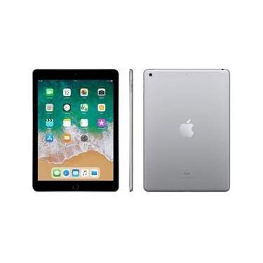 iPad 6 Apple, Tela Retina 9.7?, 128GB, Cinza Espacial, Wi-Fi - MR7J2BZ/A