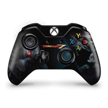 Skin Adesivo para Xbox One Fat Controle - Tekken 7