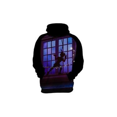 Blusa Moletom Personalizado Peter Pan Terra Do Nunca Filme3