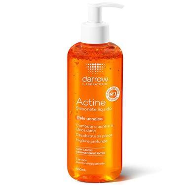 Imagem de Actine Sabonete Líquido, pele oleosa a acneica, Darrow - 400ml, Darrow, 400Ml