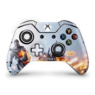 Skin Adesivo para Xbox One Fat Controle - Battlefield 4