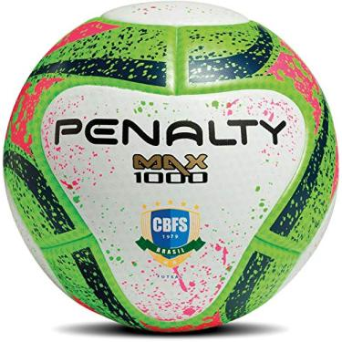 Bola de Futsal Max 1000 Pro Fifa Termotec, Penalty, Multicor