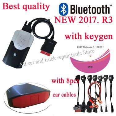 2021 nova vci obd obd2 scanner para delphis para ds150e 2016. r0 bluetooth auto carros e caminhões