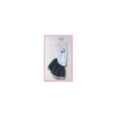 Imagem de Fantasia Infantil luxinho Menina tema Panda