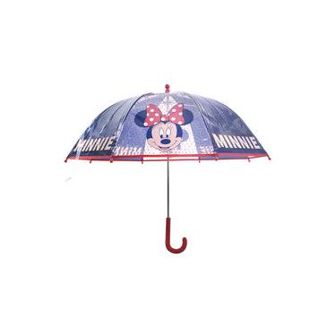 Guarda Chuva Transparente Minnie - Disney