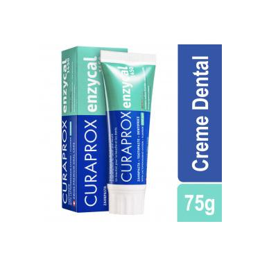 Enzycal 1450 Curaprox Creme Dental Suíço 75g