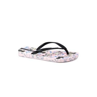 Chinelo Feminino Lovely Ii Rosa Ipanema