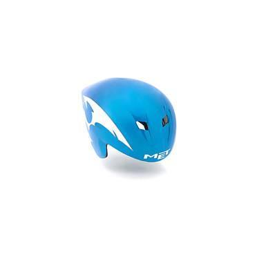 Capacete p/ Ciclista PAC VII - Tam. G: Azul - Met