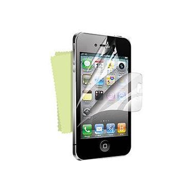 Película para Celular 3 em 1 iPhone 4 e iPhone 4S Kit 3 Unidades - Isound