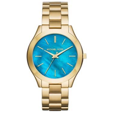 3b52d142820 Relógio Feminino Michael Kors Runway Analógico Mk3492 4vn
