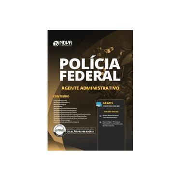 Apostila Agente Administrativo da Polícia Federal (PF) 2019