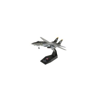 Imagem de Novo Modelo De Liga 3D Da Aeronave 1: 100 F-14 Tomcat Fighter Bomber