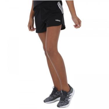 Shorts adidas D2M BR Knit - Feminino adidas Feminino
