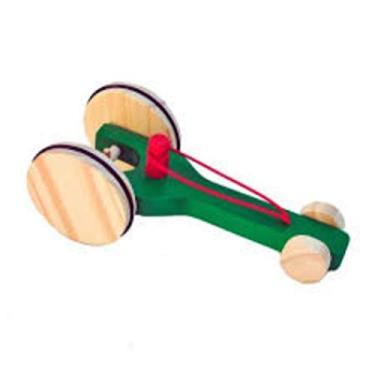 Imagem de Brinquedo Educativo Gui Gui CARRINHO PÉ NA TABUA A10