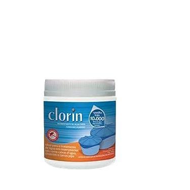 Cloro em Pastilhas para Tratamento D'água Clorin 10000 Pt com 25 Unidades