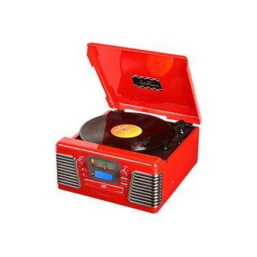 Rádio Ribeiro e Pavani - Autorama 5W c/ USB, MP3, CD, Rádio e Vinil