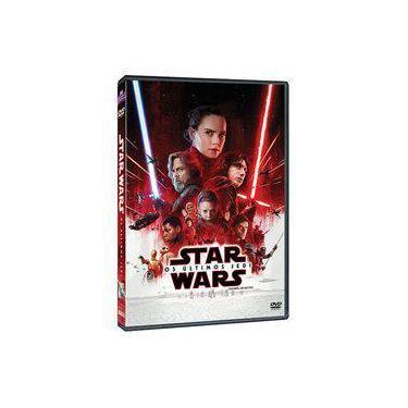 Star Wars Os Últimos Jedi - Dvd