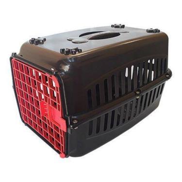 Caixa de transporte n.3 Cachorro Gato Médio Grande Porte RB